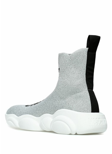 Moschino Sneakers Gümüş